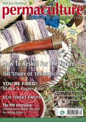 Permaculture Magazine advert